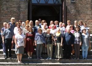 Vilkaviškio vyskupijos tikybos mokytojai mokslo metus baigė Birštone