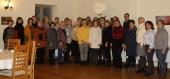Vilkaviškio vyskupijos tikybos mokytojų advento rekolekcijos Liškiavoje