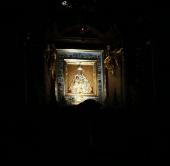 Laiškai Marijai pasiekė Adresatę Trakų Švč. M. Marijos Apsilankymo bažnyčioje