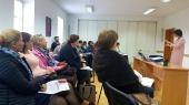 """Vilkaviškio vyskupijos tikybos mokytojai dalyvavo psichologiniame seminare """"Mokytojo perdegimo sindromas. Kaip to išvengti?"""""""