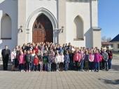 Šakių dekanato tikybos pamokas lankančių mokinių ir tikybos mokytojų metodinė diena