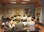 """Vilkaviškio vyskupijos tikybos mokytojai mokslo metus baigė edukacinėje stovykloje """"Malonės dovanos"""""""