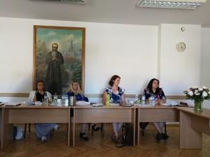 Ataskaitinis Vilkaviškio vyskupijos dorinio ugdymo (tikybos) mokytojų metodinių centrų posėdis