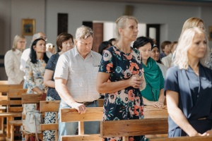 Tikybos mokytojų ir katechetų rudens konferencija Alytuje