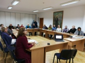 Tėvų katechezės komandos mokymai Vilkaviškio vyskupijoje