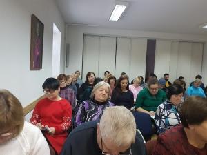 Per mokinių atostogas Vilkaviškio vyskupijos tikybos mokytojai ieško gyvenimo motyvo