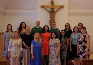 Vilkaviškio vyskupijos Katechetikos centro metodinės tarybos posėdis