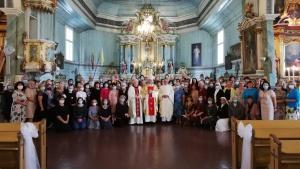 """Jubiliejinė tikybos mokytojų rudens konferencija """"Evangelinės žinios mokyklose trisdešimtmetis"""""""