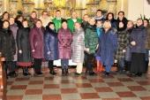 Vilkaviškio vyskupijos tikybos  mokytojų Advento rekolekcijos